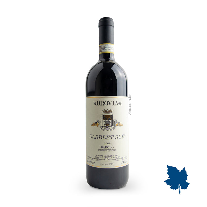 Brovia Garblèt Sue Barolo 2008 750ml