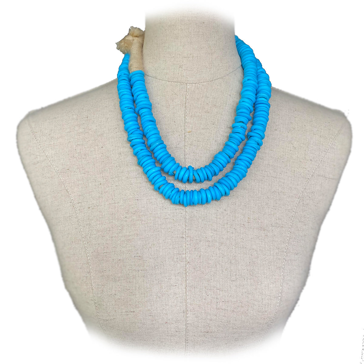 African Trade Beads (Turquoise)