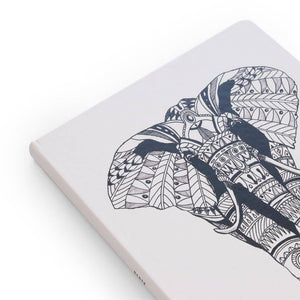 Large Elephant Sketchbook