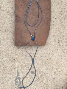 Rocky Mountain Lariat Necklace