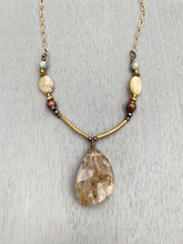 Load image into Gallery viewer, Mountain Sunlight Necklace