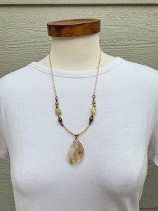 Mountain Sunlight Necklace