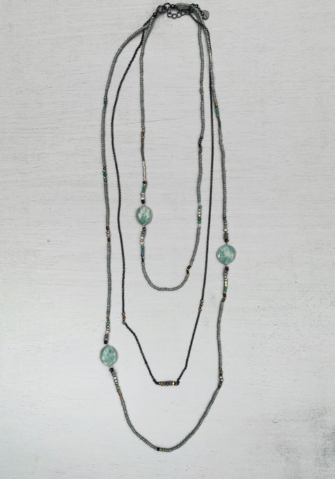 Paradise Layers Necklace