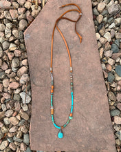 Load image into Gallery viewer, Mountain Spirit Necklace