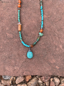 Mountain Spirit Necklace