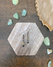 Load image into Gallery viewer, Amazonite Waters Earrings