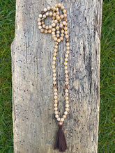 Load image into Gallery viewer, Brown Jasper Mala