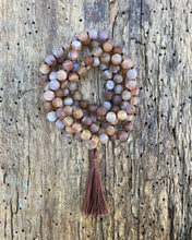 Load image into Gallery viewer, Botswana Agate Mala