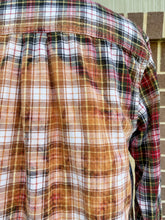 Load image into Gallery viewer, Vintage Red Sunbleached Flannel #1