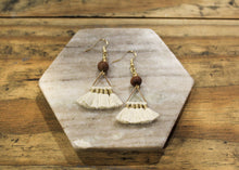 Load image into Gallery viewer, Deco Tassel Earring