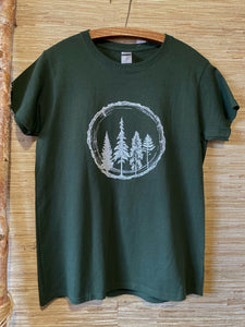 Hunter Custom Art T Shirt
