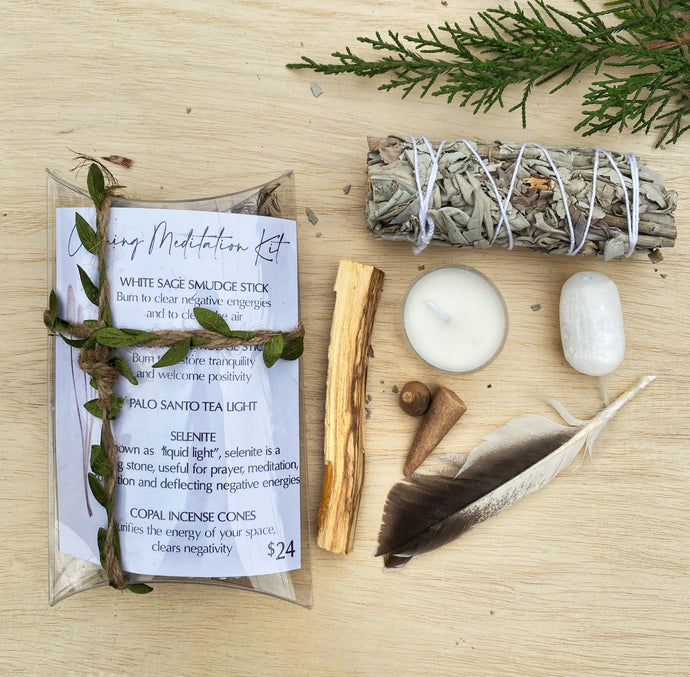 CALMING Mediation Kit