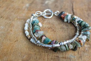 Rivers Edge Bracelet