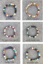 Load image into Gallery viewer, Gemstone Diffuser Bracelet