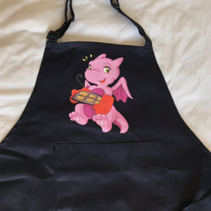 Baking Dragon Apron
