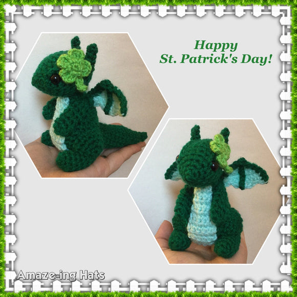 St. Patrick's Day Dragon - Special Edition