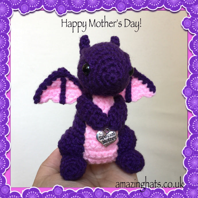 Mother's Day Dragon - Mother