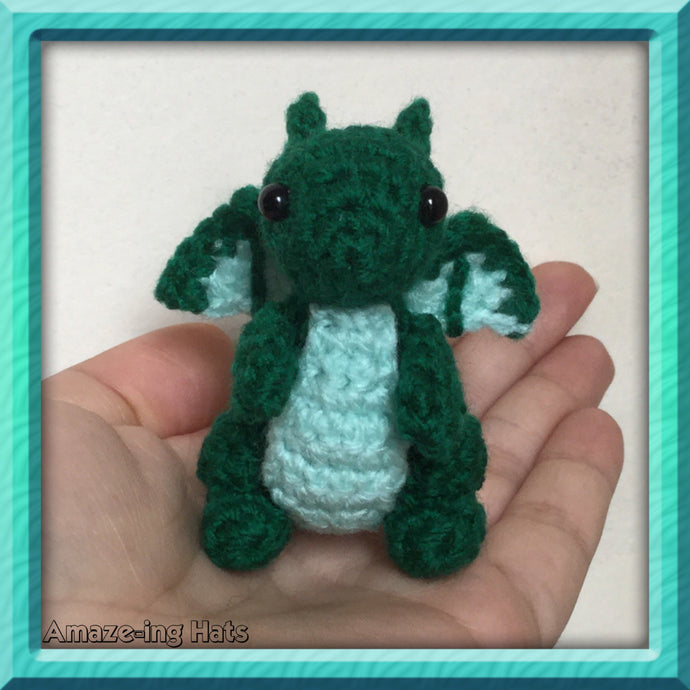 Tiny Dragon - Choose Your Own Colours!