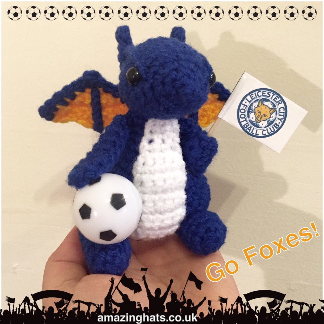 Small Customised  Football Club Dragon