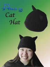 Load image into Gallery viewer, Animal Hat with Ears