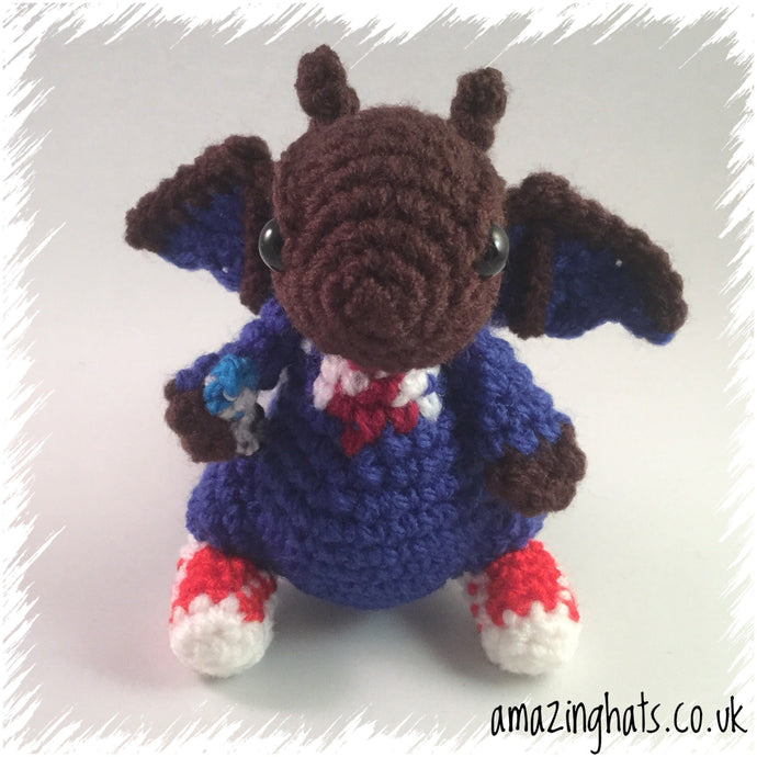 Doctor Who Dragon (10th Doctor)