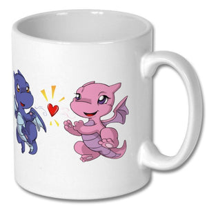 Dragon Couple Mug