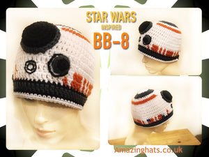 BB8-Inspired Hat
