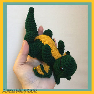 Playful Dragon - Choose Your Own Colours