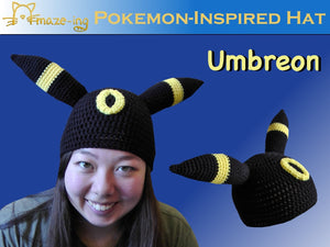 Umbreon-Inspired Hat