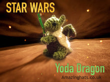Load image into Gallery viewer, Tiny Jedi Dragon