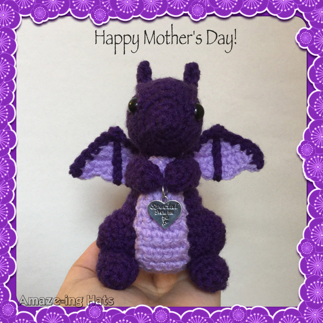 Mother's Day Dragon - Special Mum