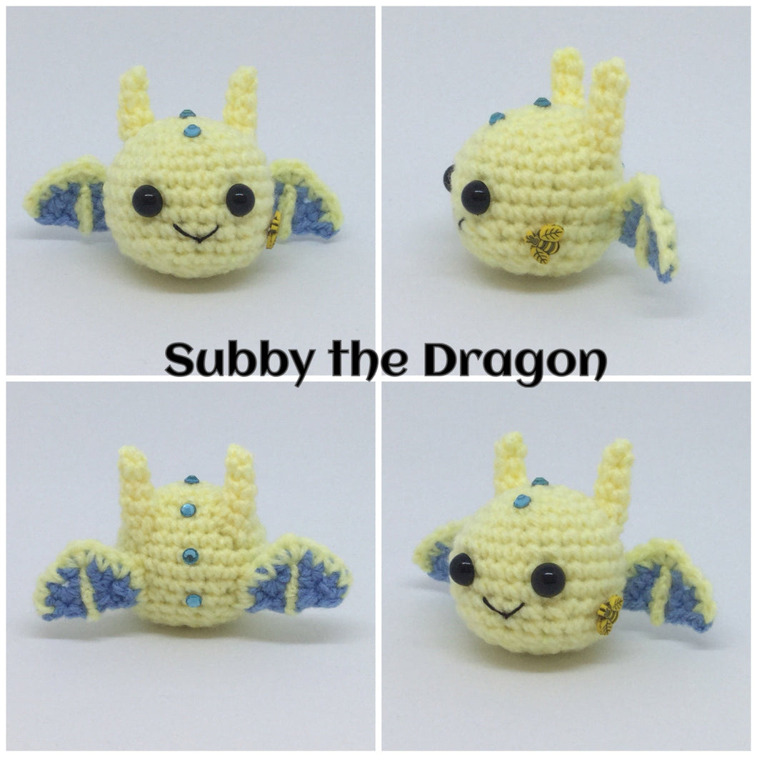Subby the Dragon