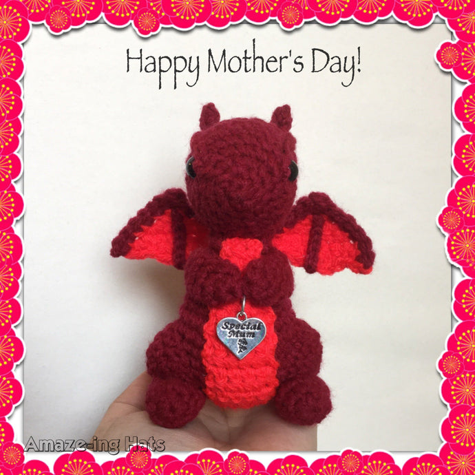 Mother's Day Dragon - Mum