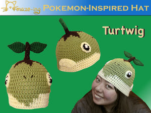 Turtwig-Inspired Hat