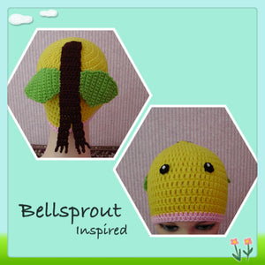 Bellsprout-Inspired Hat