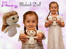 Load image into Gallery viewer, Personalised MINI-ME Doll