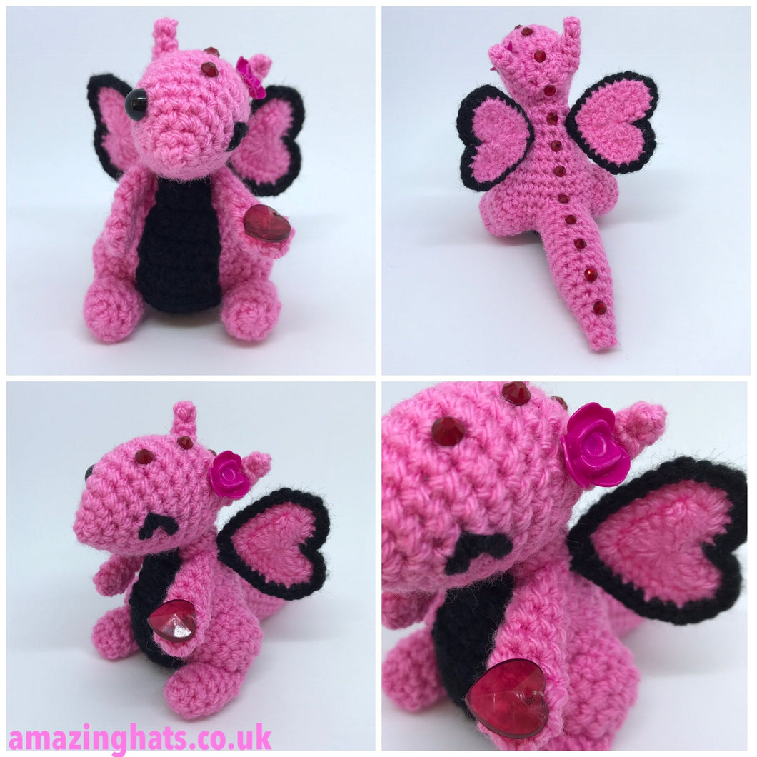 Yarnuary Love Dragon