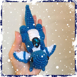 Customised Birthstone Dragon