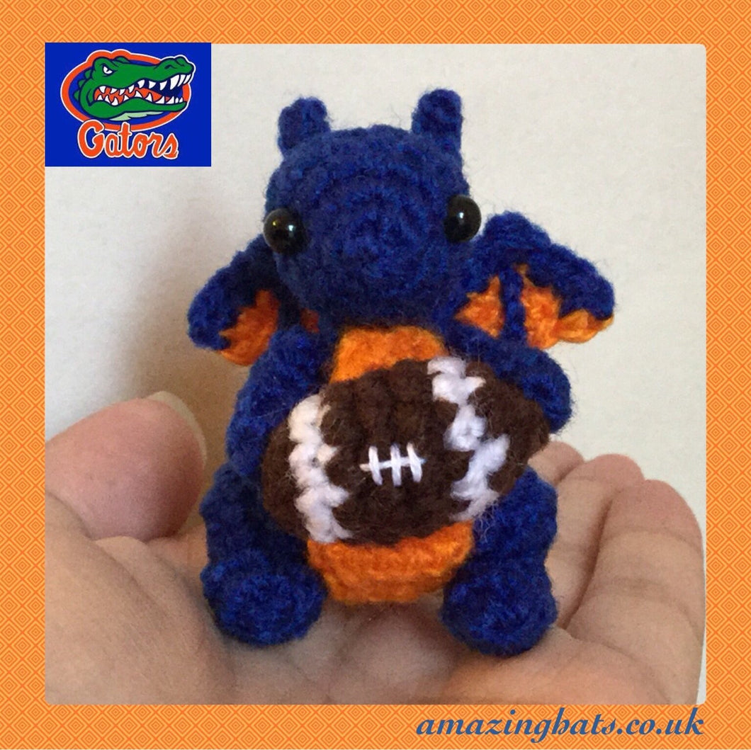 Customised  Sports Team American Football Dragon