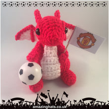 Load image into Gallery viewer, Small Customised  Football Club Dragon