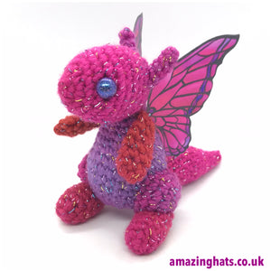 July Fairy Dragons