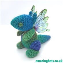 Load image into Gallery viewer, Sparkly Fairy Dragon