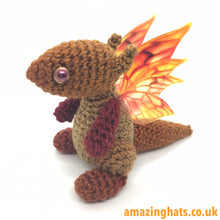 Load image into Gallery viewer, Sparkly Autumn Fairies