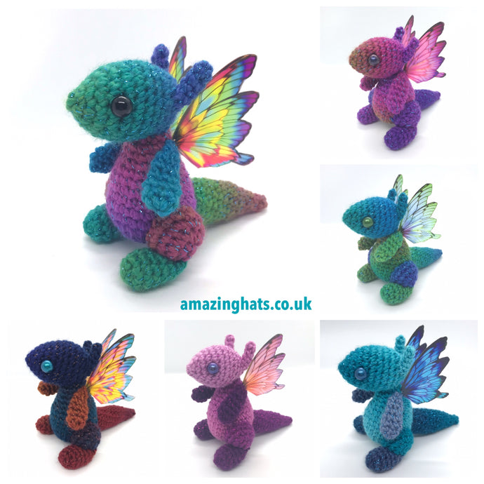 Sparkly Fairy Dragon