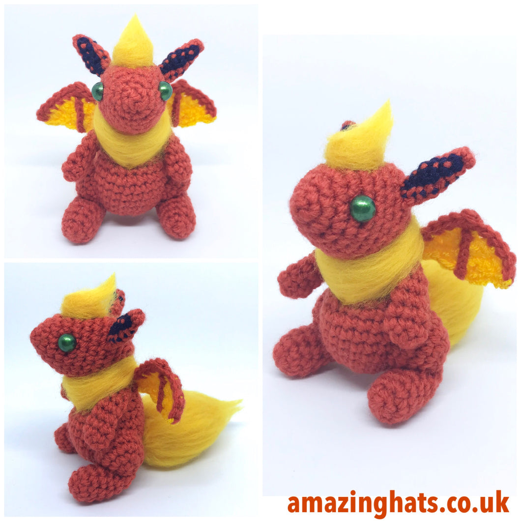 Flareon Dragon