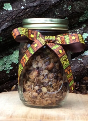 Homemade Granola: The Perfect Hostess Gift