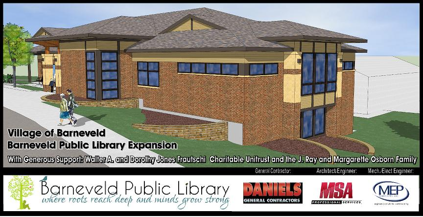 Barneveld Library Expansion