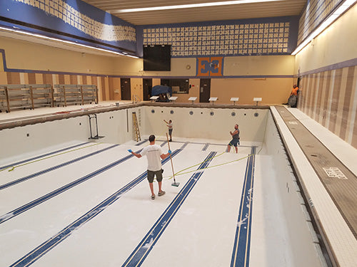 East High School Pool Remodel