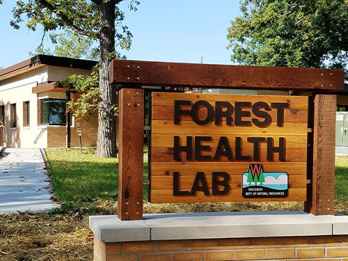 Forest Health Protection Lab Renovation