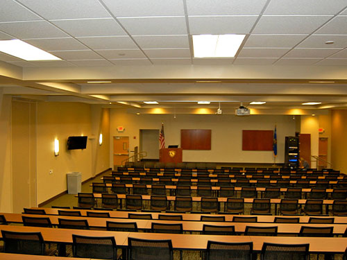 Madison Police Department Training Center